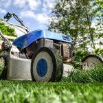 英会話レッスン ー 草刈り・芝刈り