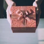 プレゼントは英語?ジャパニーズイングリッシュ?