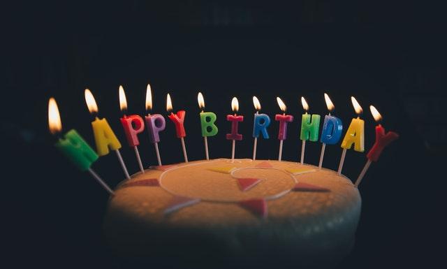 誕生日おめでとう英語